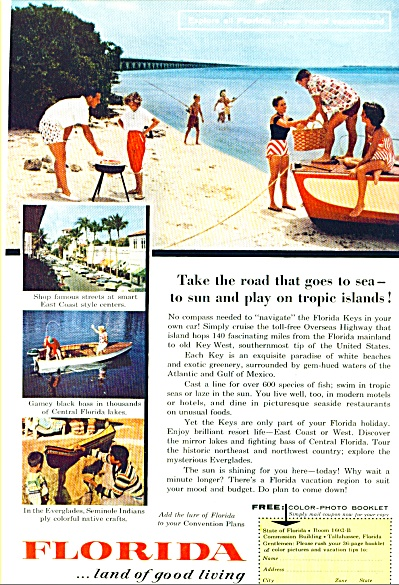 Florida  ad -  Jan. 1957 (Image1)