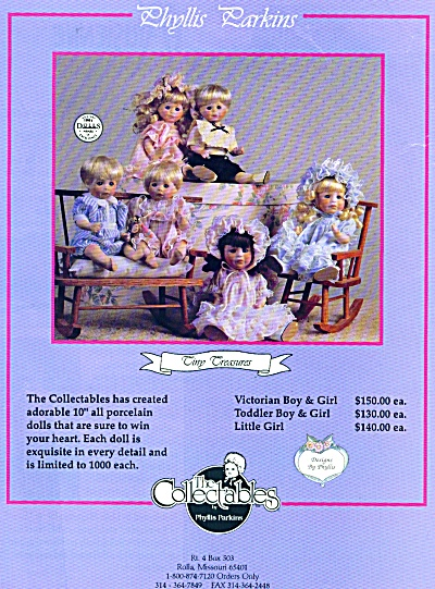 1991 DOLLS by Phyllis Parkins AD (Image1)