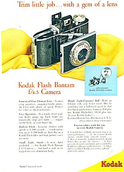 Kodak camera ad - July 1948 (Image1)