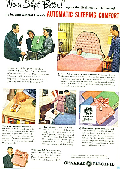 General Electric ad -  1948 (Image1)