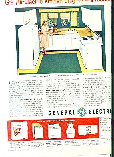 General Electric  ad - 1953 (Image1)