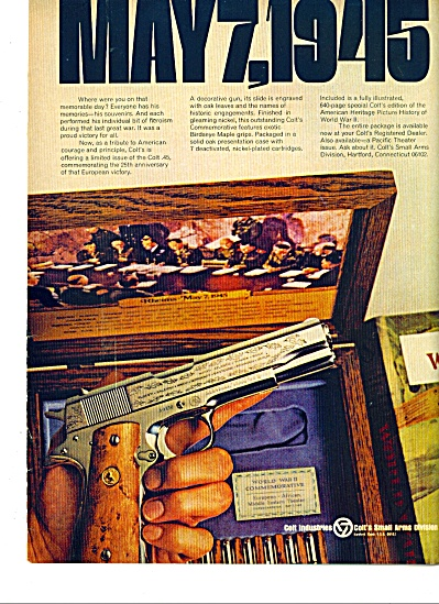 Colt Industries ad - 1970 (Image1)