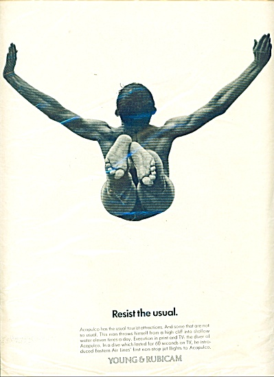 Young & Rubicam  ad - 1969 (Image1)