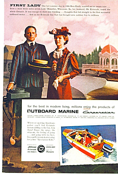 Outboard Marine Corporation ad (Image1)