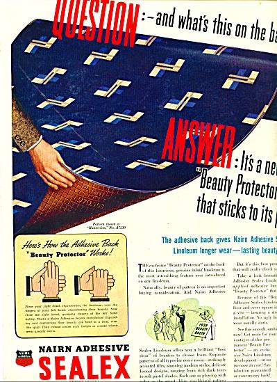Sealex   Linoleum ad (Image1)