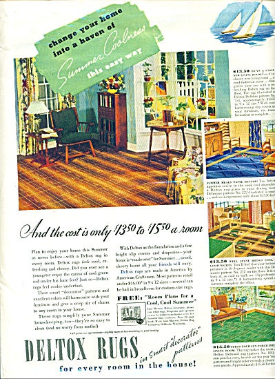 Deltox rugs ad (Image1)