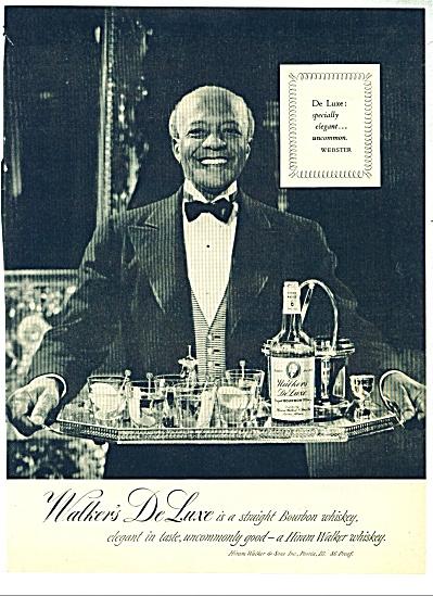 1951  Black Butler Walker Deluxe Bourban AD (Image1)