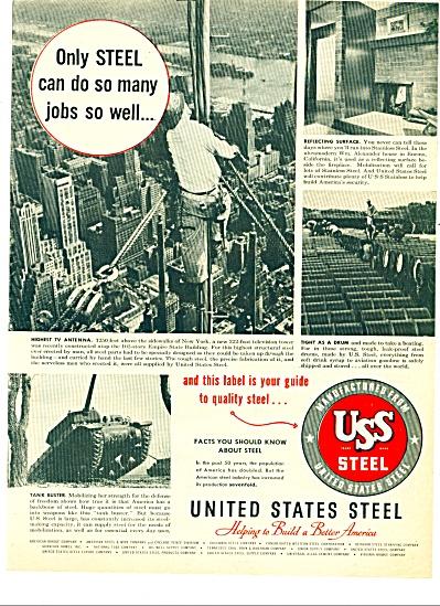 United States Steel co. - 1951 (Image1)