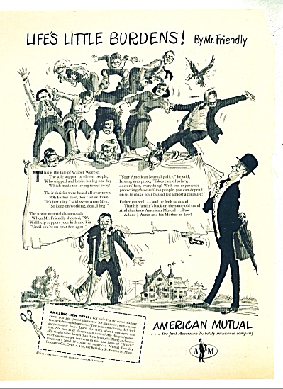 American Mutual insurance co. 1951 (Image1)