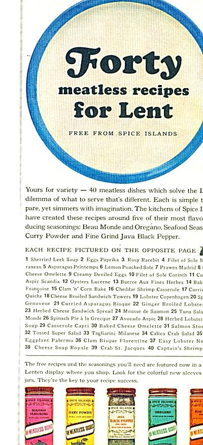 Spice Islands ad -  1965 (Image1)