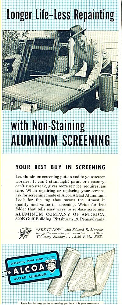 Alcoa   Aluminum ad -  1952 (Image1)