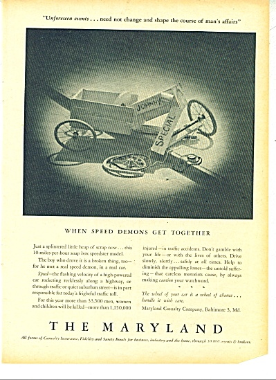 The Maryland Insurance co. ad    1947 (Image1)