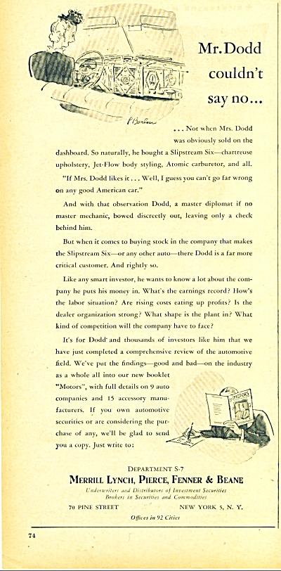 Merrill Lynch, Pierce, Fenner & Beane ad - 47 (Image1)