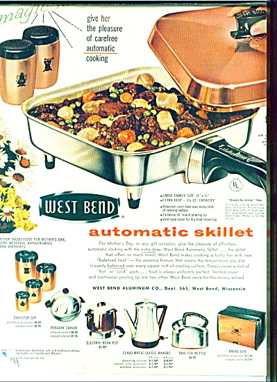 West Bend automatic skillet  ad (Image1)