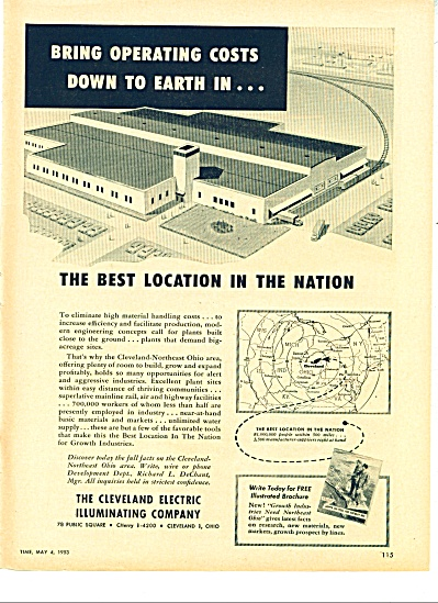 The Cleveland Electric Co.  1953 (Image1)