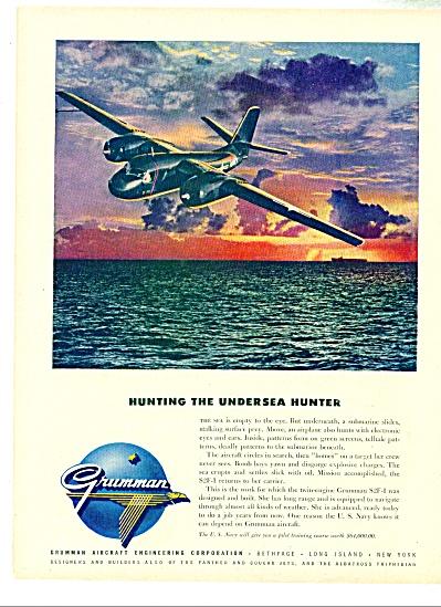 Grumman aircraft Corp. ad   1953 (Image1)