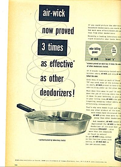 Airwick ad - 1952 (Image1)