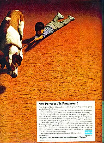 Uniroyal U.S. Rubber ad - 1965 (Image1)