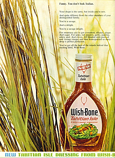Wish Bone ad - 1965 (Image1)