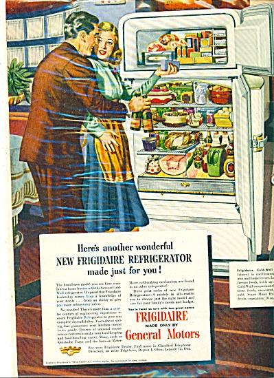 Frigidaire refrigerator ad (Image1)