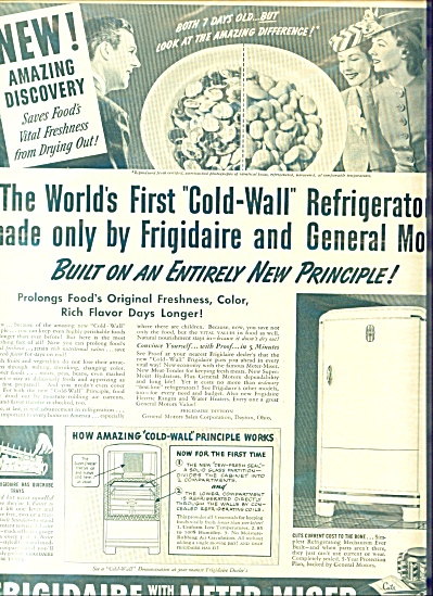 Frigidaire with the meter miser ad (Image1)
