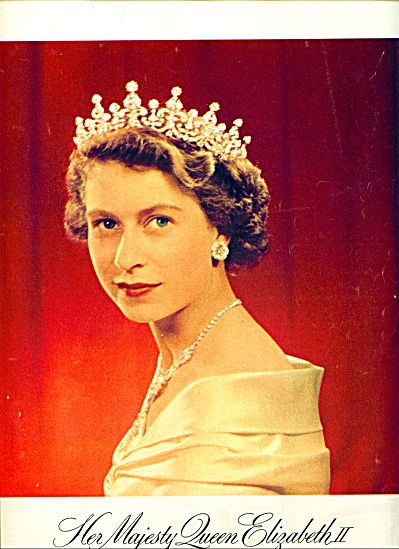ARTICLE - 1953 CORONATION of QUEEN Elizabeth (Image1)