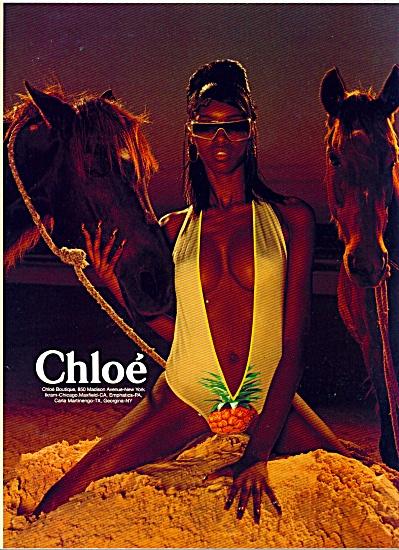 Chloe boutique ad - 2001 (Image1)