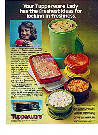 Tupperware  ad (Image1)