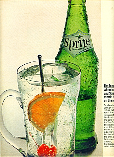Sprite drink ad (Image1)