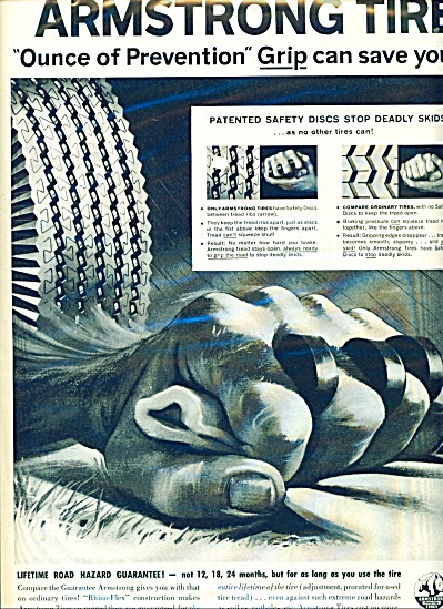 Armstrong tires ad (Image1)