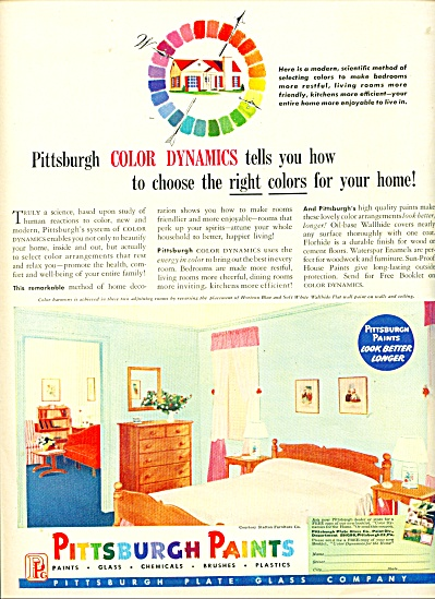 Pittsburgh Paints ad (Image1)