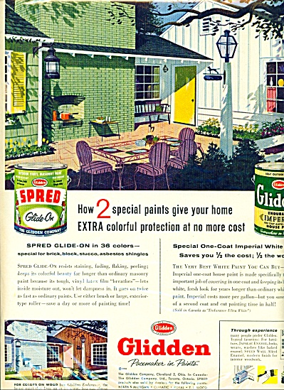 Glidden Paint ad (Image1)