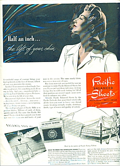 1942 Pacific FACTAG SHEETS AD ARTWORK (Image1)