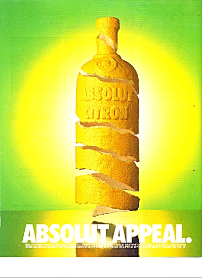 Absolut Appeal ad (Image1)