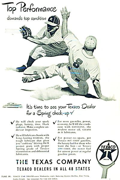 The Texas Company ad - 1948 (Image1)