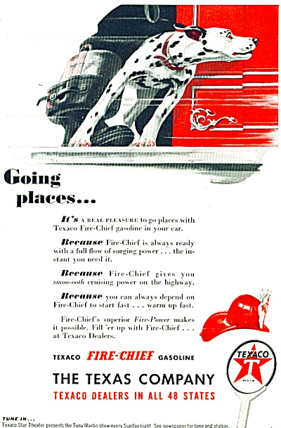 The Texas Company ad (Image1)