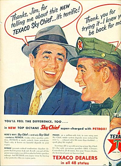 Texaco Dealers ad (Image1)