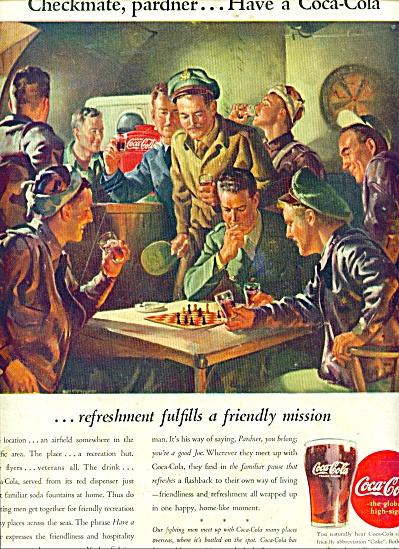 Coca Cola ad (Image1)