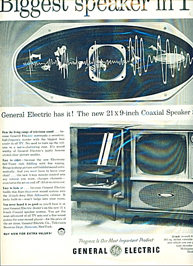 General Electric TV ad   1958 (Image1)