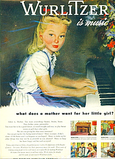 Wurlitzer is music  ad (Image1)