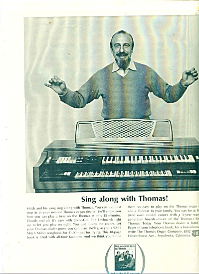 Sing along with Thomas ad (Image1)