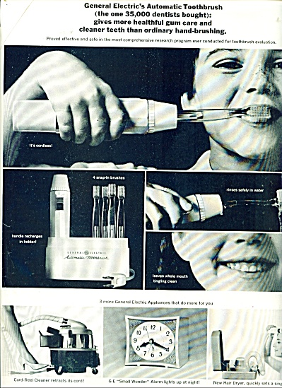 General Electric ad  - 1963 (Image1)