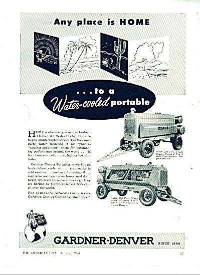 Gardner-Denver ad -  1948 (Image1)