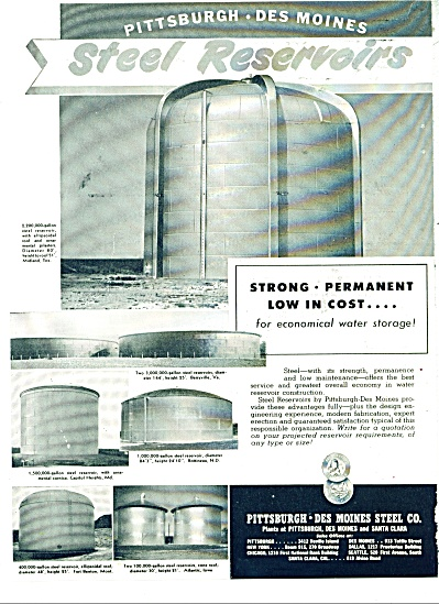 Pittsburgh-Des Moines Steel reservoirs ad 48 (Image1)