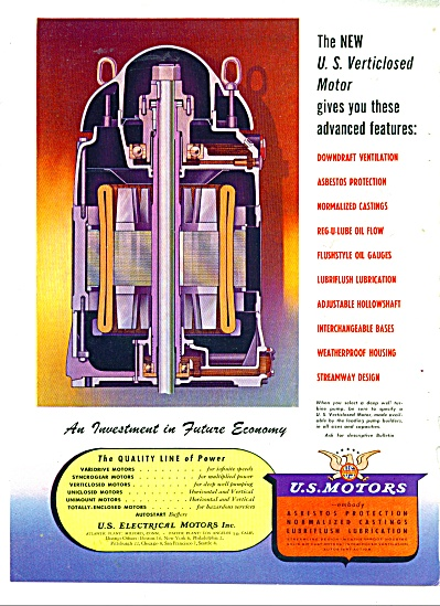 U.S. Motors ad - 1948 (Image1)