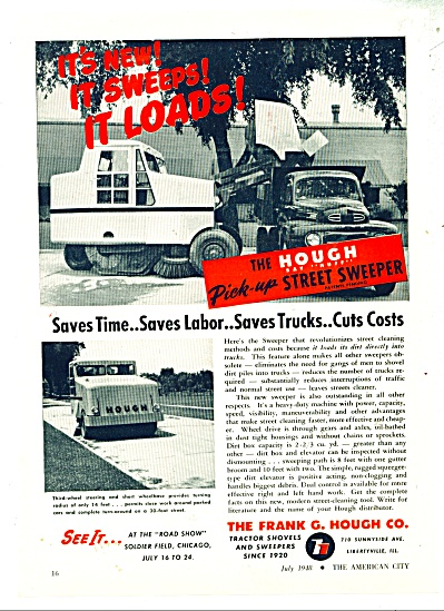 The Frank G. Hough Co. ad -   1948 (Image1)