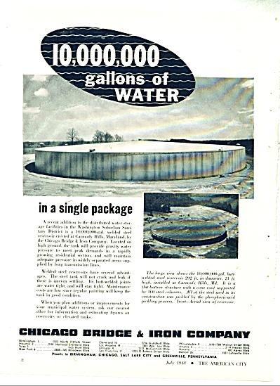 Chicago Bridge & Iron Company ad  1948 (Image1)