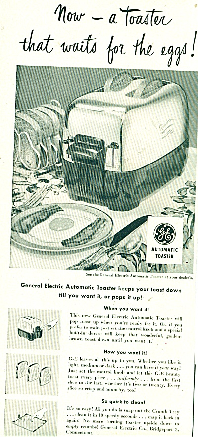 General Electric          co. ad (Image1)