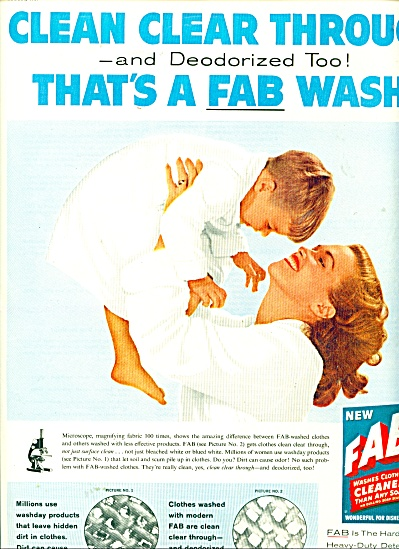 New Fab washes cleaner ad (Image1)