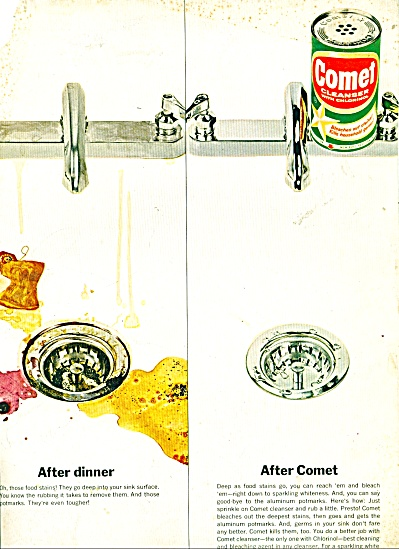 Comet Cleanser ad (Image1)